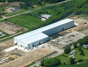 Greystone Construction Wins Award For Industrial Build To