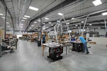 Steel Building, Metal Building, MN, ND, SD, IA, WI, Minnesota, North Dakota, South Dakota, Iowa, Wisconsin, Manufacturing Facility, Industrial Building, Contractor, Builder
